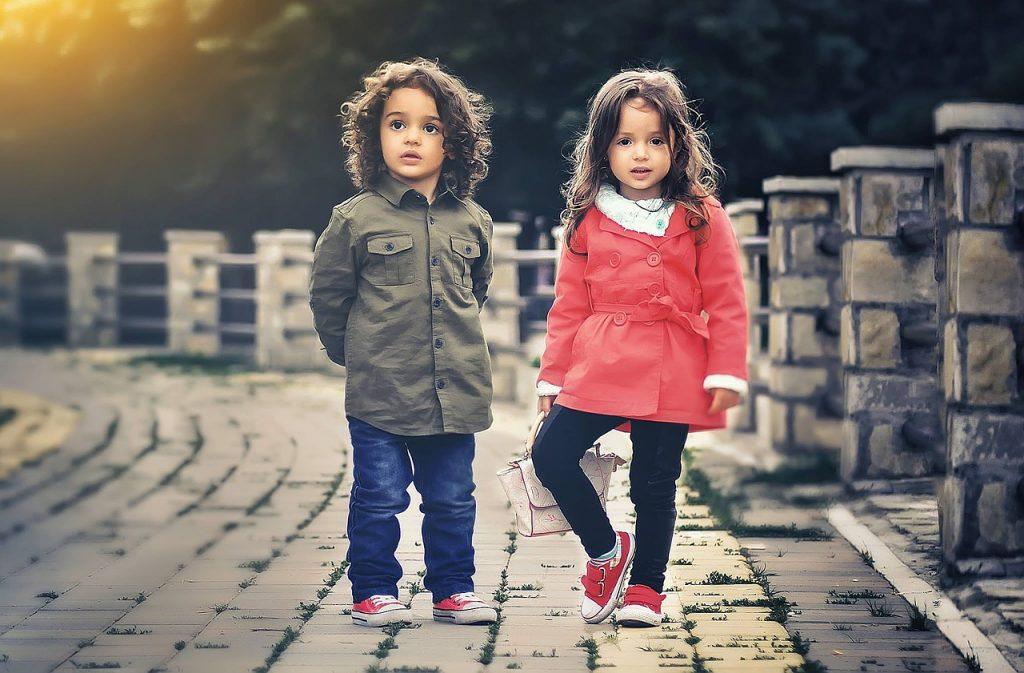 Kleine kinderen